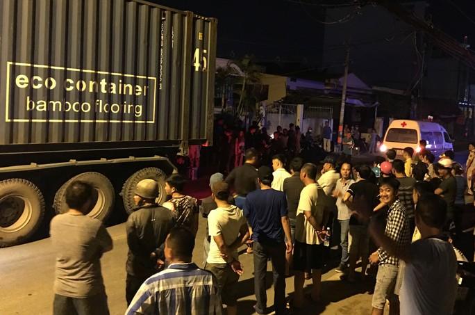 VIDEO: Khám nghiệm vụ tai nạn chết người trên con đường tử thần ở TP HCM - Ảnh 2.