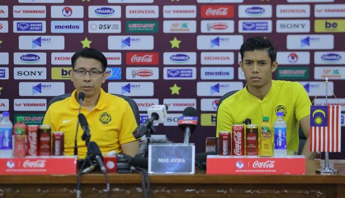 2 HLV Park Hang-seo và Tan Cheng Hoe nói gì về đối thủ trước trận Việt Nam-Malaysia? - Ảnh 4.