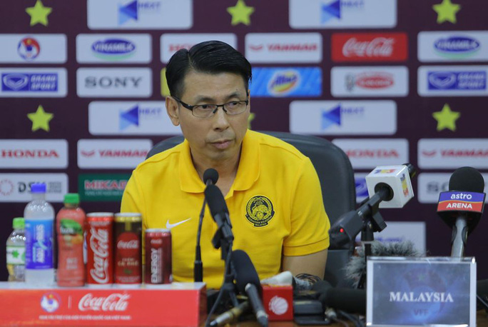 2 HLV Park Hang-seo và Tan Cheng Hoe nói gì về đối thủ trước trận Việt Nam-Malaysia? - Ảnh 5.