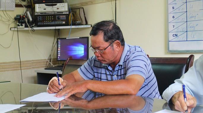 Làm giả văn bản của Chủ tịch Đà Nẵng để lừa đảo hàng tỉ đồng - Ảnh 1.