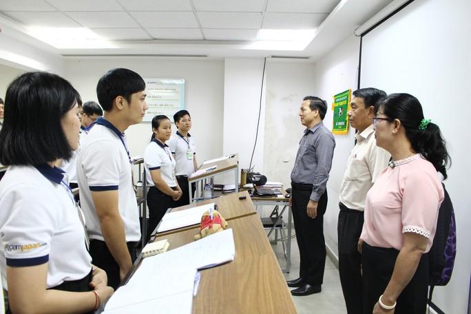 Hỗ trợ lao động kỹ năng đặc định Việt Nam sang Nhật Bản - Ảnh 1.