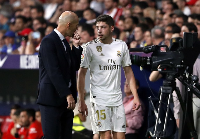 Pogba chính thức bị Real Madrid bỏ rơi vì trò cưng của Zidane - Ảnh 5.