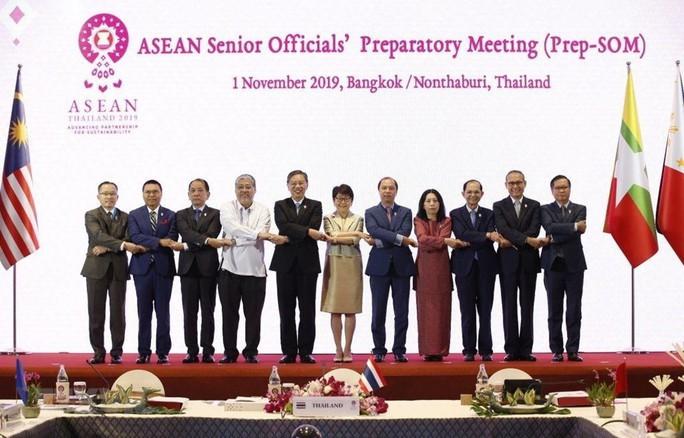 Củng cố tinh thần đoàn kết ASEAN - Ảnh 1.