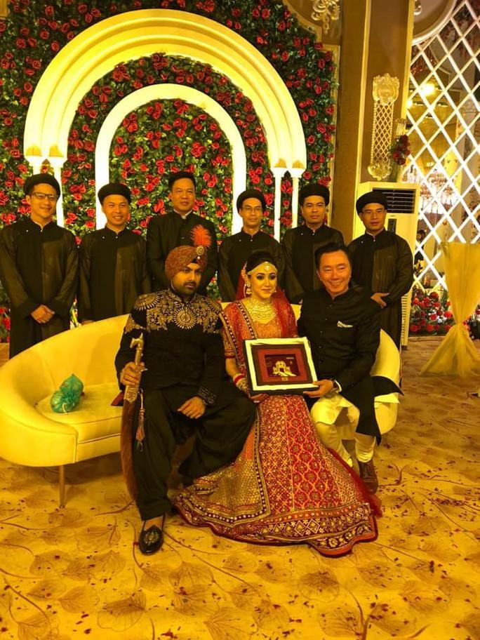 Mang đám cưới triệu đô của giới siêu giàu tới Việt Nam - Ảnh 3.