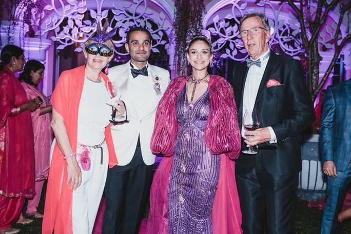 Mang đám cưới triệu đô của giới siêu giàu tới Việt Nam - Ảnh 6.