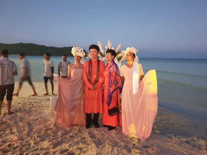 Mang đám cưới triệu đô của giới siêu giàu tới Việt Nam - Ảnh 5.