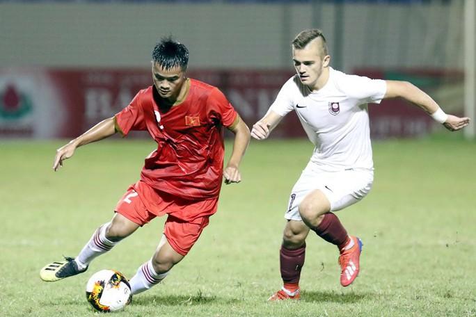 U21 Việt Nam dễ dàng đánh bại đội bóng vô địch Bosnia và Herzegovina - Ảnh 1.