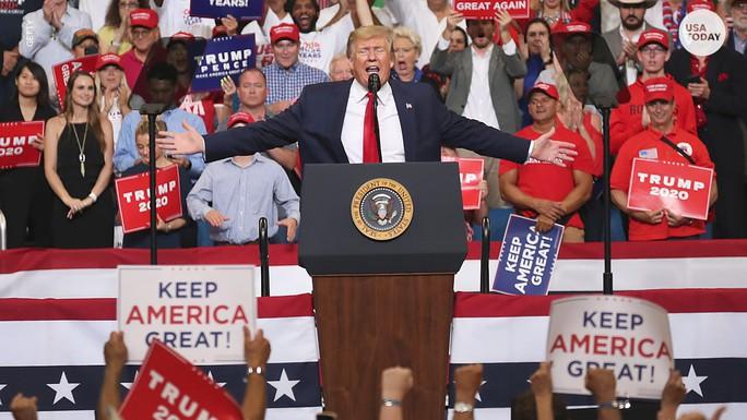 Tổng thống Trump đổi nơi cư trú để... né thuế? - Ảnh 4.