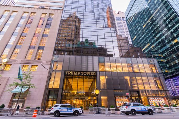 Tổng thống Trump đổi nơi cư trú để... né thuế? - Ảnh 3.