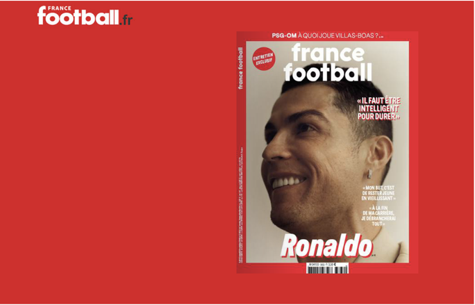 Ronaldo được truyền thông Ý trao sớm Quả bóng vàng 2019 - Ảnh 1.
