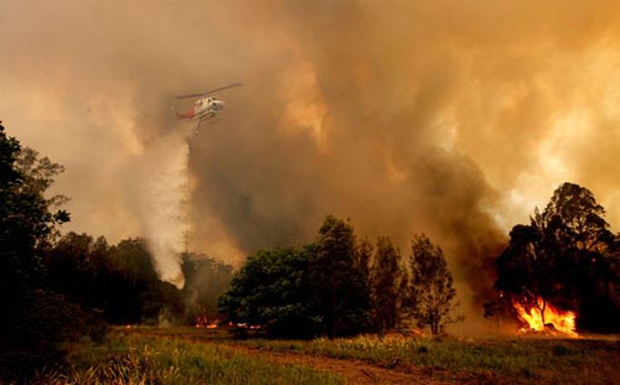 Nguy cơ hỏa hoạn thảm khốc ở Úc - Ảnh 1.