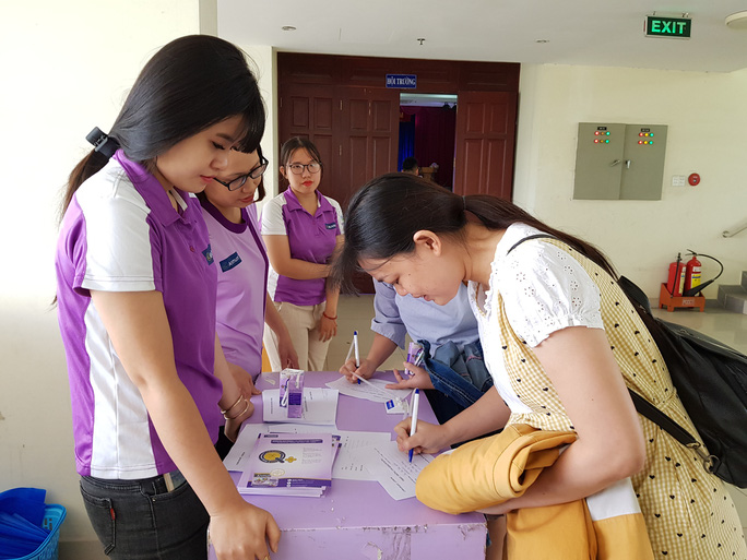 Tư vấn sức khỏe cho nữ công nhân mang thai - Ảnh 4.