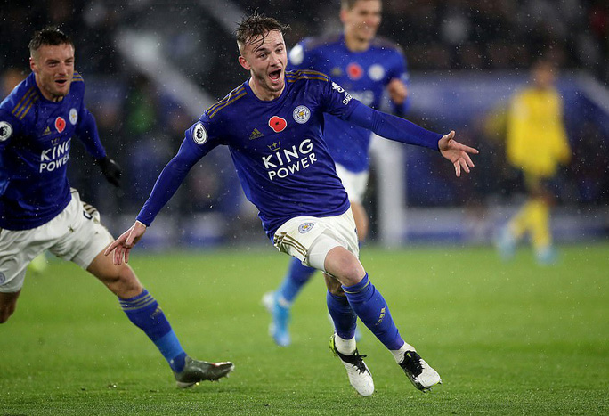 Chelsea chiếm ngôi nhì bảng, Leicester soán đoạt sốc ngôi á quân - Ảnh 5.