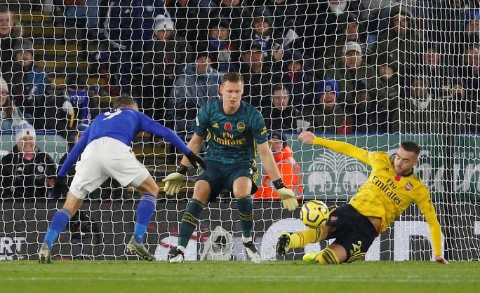 Chelsea chiếm ngôi nhì bảng, Leicester soán đoạt sốc ngôi á quân - Ảnh 4.