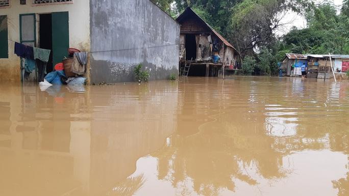 Đắk Lắk: Hàng trăm nhà dân chìm trong nước lũ - Ảnh 7.