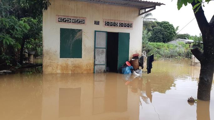 Đắk Lắk: Hàng trăm nhà dân chìm trong nước lũ - Ảnh 6.
