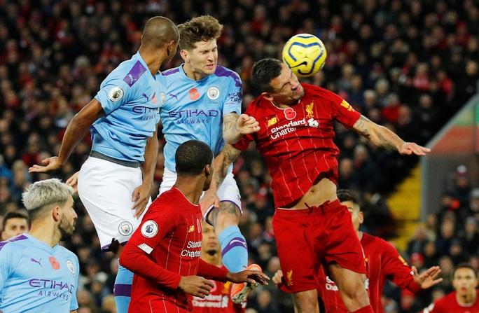 Hạ Man City, Liverpool chắc ngôi đầu bảng Ngoại hạng Anh - Ảnh 1.