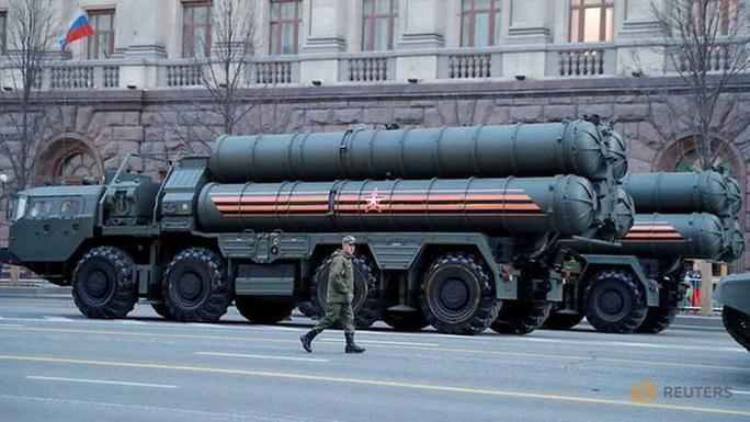 Tổng thống Thổ Nhĩ Kỳ nhận cảnh báo về S-400 trước khi đến Mỹ - Ảnh 1.