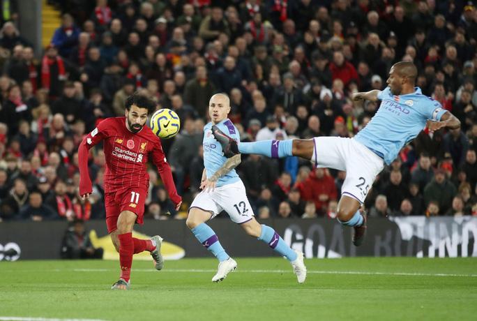 Trọng tài và VAR chống lưng cho Liverpool nhưng Liverpool thắng xứng đáng! - Ảnh 6.
