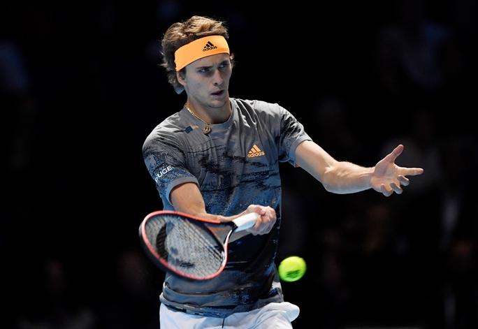 Bị chấn thương, Nadal đành thất thủ trước ĐKVĐ ATP Finals - Ảnh 3.