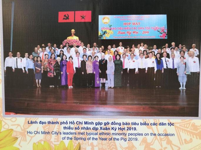 Khai mạc triển lãm Đồng bào các dân tộc tại đường đi bộ Nguyễn Huệ - Ảnh 8.