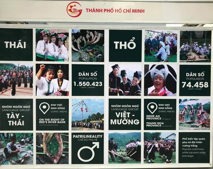 Khai mạc triển lãm Đồng bào các dân tộc tại đường đi bộ Nguyễn Huệ - Ảnh 7.