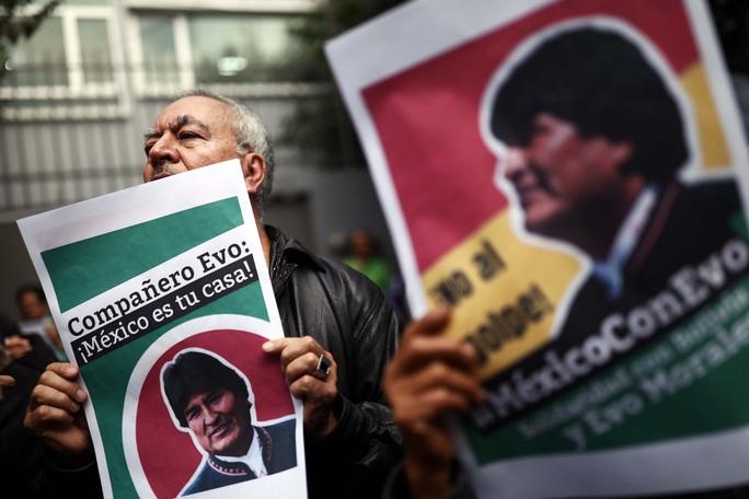 Nỗi lo khoảng trống quyền lực ở Bolivia - Ảnh 1.