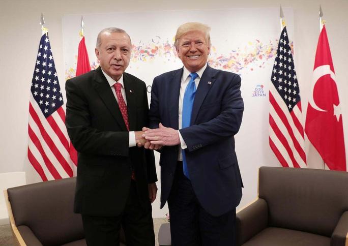 Cơ hội cải thiện quan hệ Mỹ - Thổ Nhĩ Kỳ - Ảnh 1.