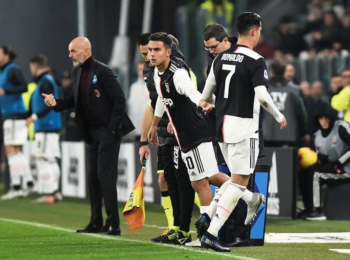 Paulo Dybala nhiễm Covid-19, Juventus lo vỡ trận - Ảnh 3.