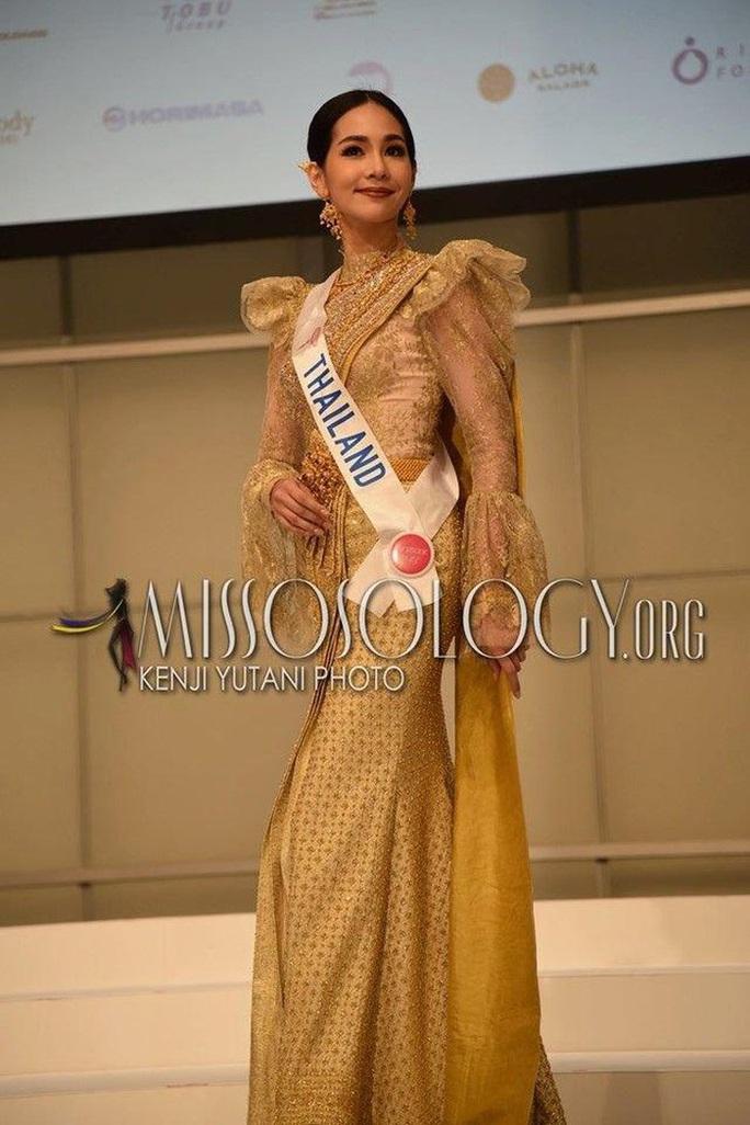 Nhan sắc rạng ngời của tân Hoa hậu Quốc tế - Ảnh 5.