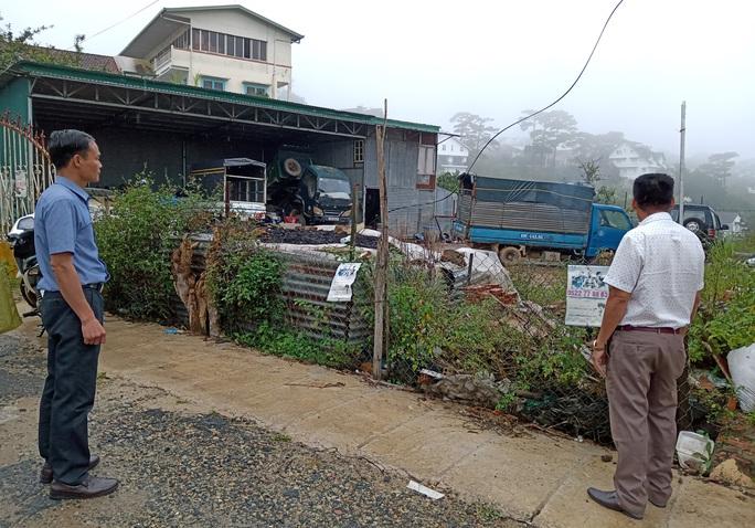 Xuất hiện tình trạng mua bán đất loạn xạ ở Đà Lạt - Ảnh 1.