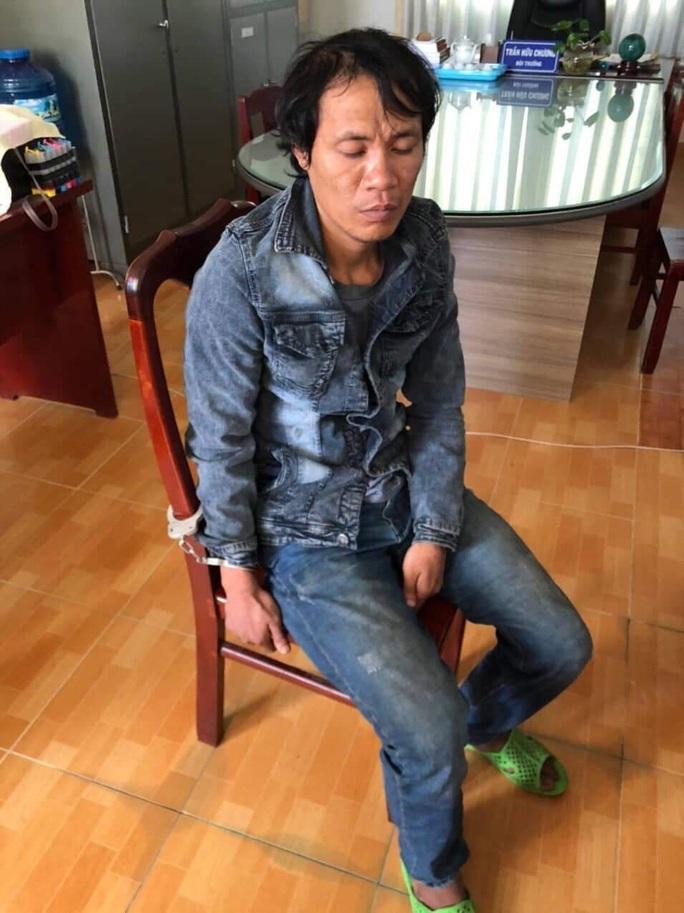 Tóm được nghi can cướp, hiếp bé gái 8 tuổi bán vé số ở Phú Quốc - Ảnh 1.