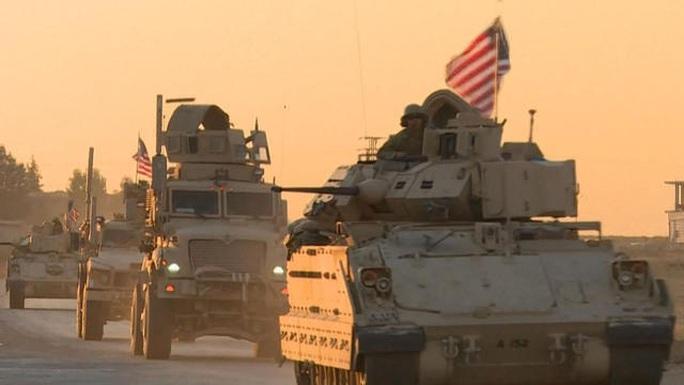 """Nga tố Mỹ """"cướp dầu của Syria - Ảnh 2."""
