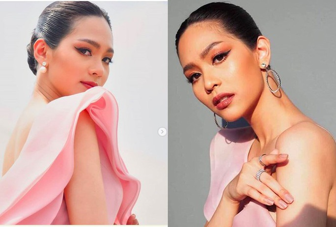 Nhan sắc rạng ngời của tân Hoa hậu Quốc tế - Ảnh 4.