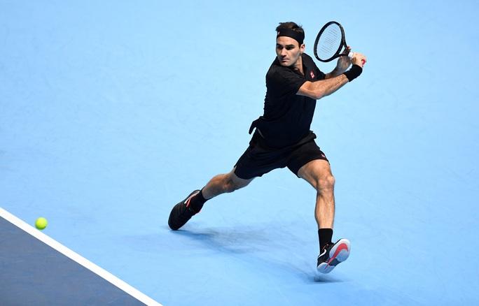 Đánh bại Federer và Djokovic, Thiem gây sốc làng banh nỉ thế giới - Ảnh 4.