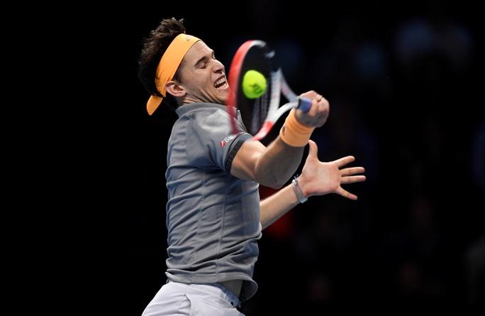 Đánh bại Federer và Djokovic, Thiem gây sốc làng banh nỉ thế giới - Ảnh 1.