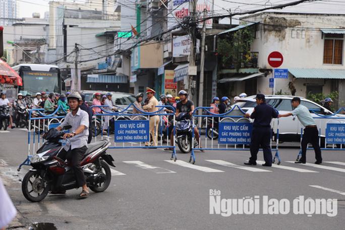 Toàn cảnh phiên tòa xét xử luật sư Trần Vũ Hải - Ảnh 1.