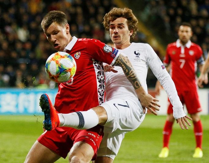 Nhà vô địch World Cup thấp thỏm chờ vé dự… Euro - Ảnh 2.