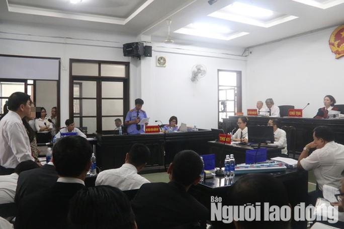 Toàn cảnh phiên tòa xét xử luật sư Trần Vũ Hải - Ảnh 7.