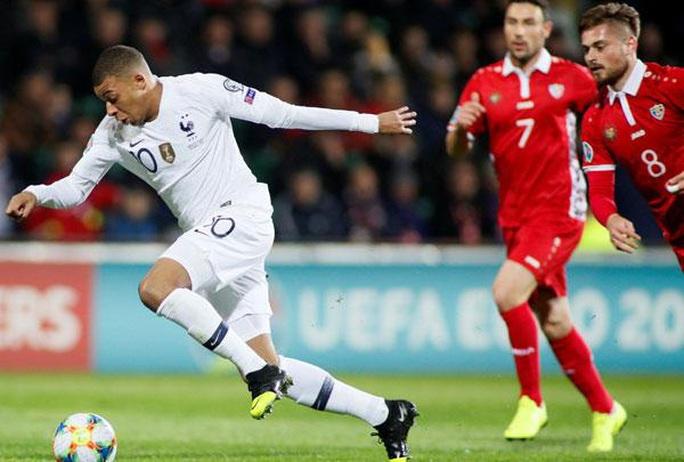 Nhà vô địch World Cup thấp thỏm chờ vé dự… Euro - Ảnh 4.