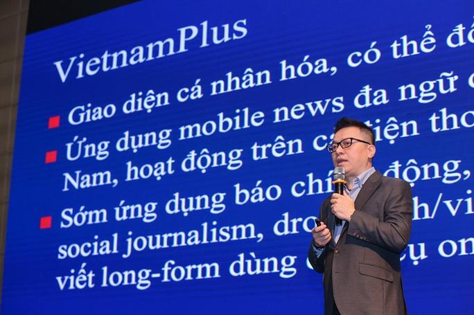 Bộ trưởng Nguyễn Mạnh Hùng: Nhiều cơ quan báo chí đã lỗi hẹn với công nghệ - Ảnh 2.