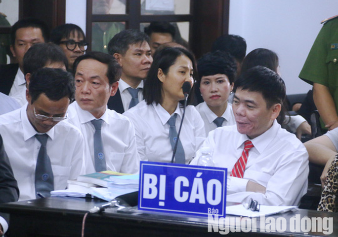 Toàn cảnh phiên tòa xét xử luật sư Trần Vũ Hải - Ảnh 6.
