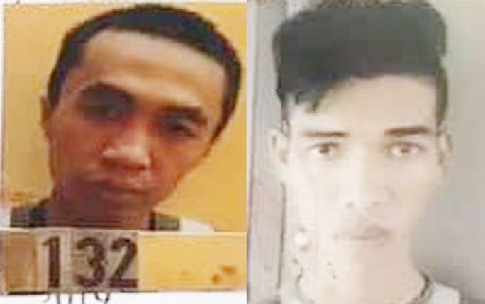1 trong 2  đối tượng nguy hiểm trốn trại ở TP Đồng Xoài bị bắt - Ảnh 1.