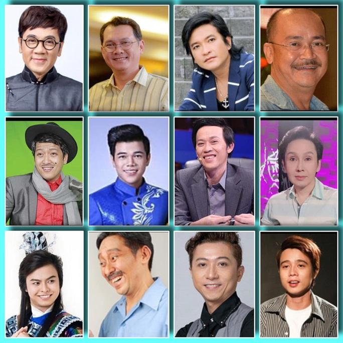Hé lộ 12 nam nghệ sĩ dẫn đầu danh sách đề cử giải Mai Vàng 2019 - Ảnh 1.