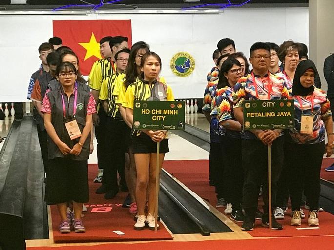 22 đội tuyển tranh tài Giải Vô địch Bowling liên thành phố châu Á - Ảnh 3.
