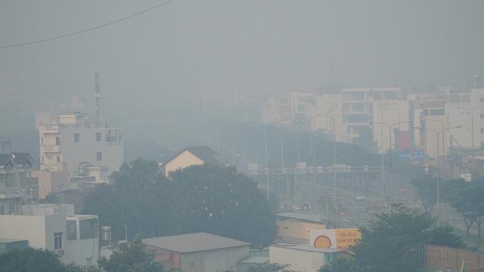 TP HCM: Toàn bộ trạm đo mức ô nhiễm không khí hiện màu nguy hiểm - Ảnh 5.