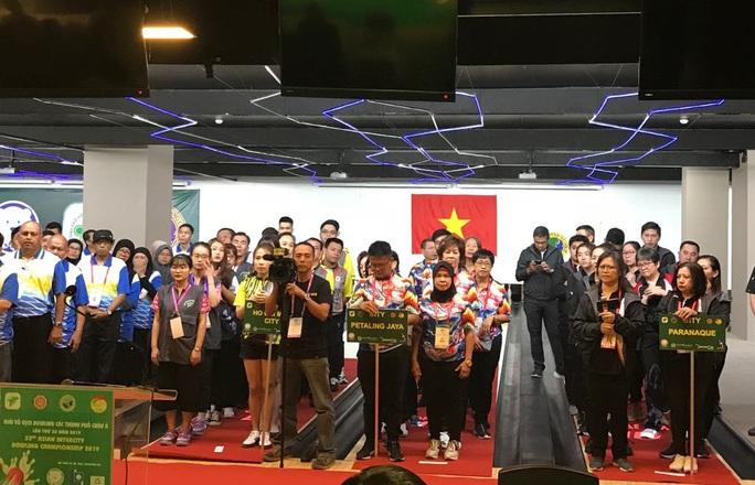 22 đội tuyển tranh tài Giải Vô địch Bowling liên thành phố châu Á - Ảnh 1.