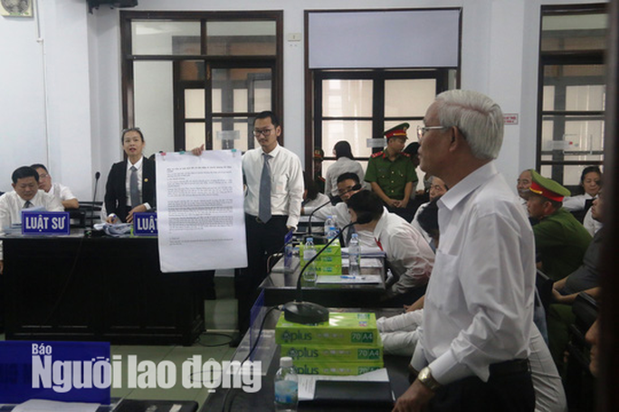 Một luật sư bào chữa cho vợ chồng ôngTrần Vũ Hải bị đưa ra khỏi tòa - Ảnh 4.