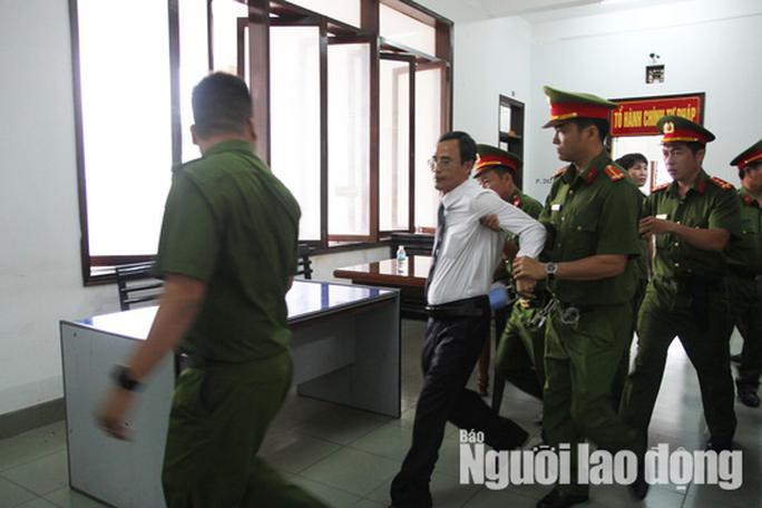 Một luật sư bào chữa cho vợ chồng ôngTrần Vũ Hải bị đưa ra khỏi tòa - Ảnh 1.