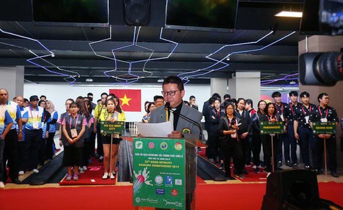 22 đội tuyển tranh tài Giải Vô địch Bowling liên thành phố châu Á - Ảnh 2.